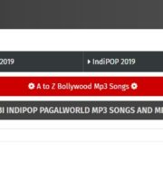 Pagalworld 2019 Download Latest Bollywood Songs Mp3 and Video