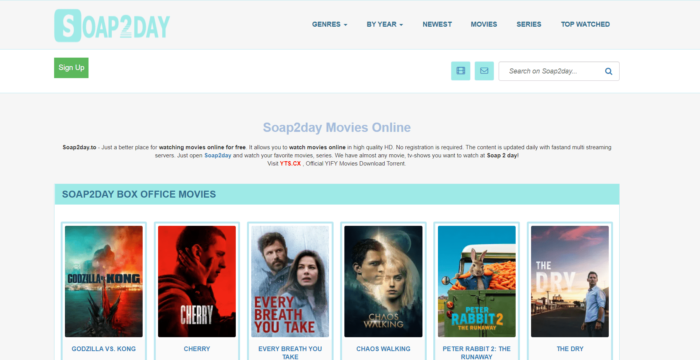 Soap2Day 2021 Download Latest Hollywood Movies For Free NewsMenk