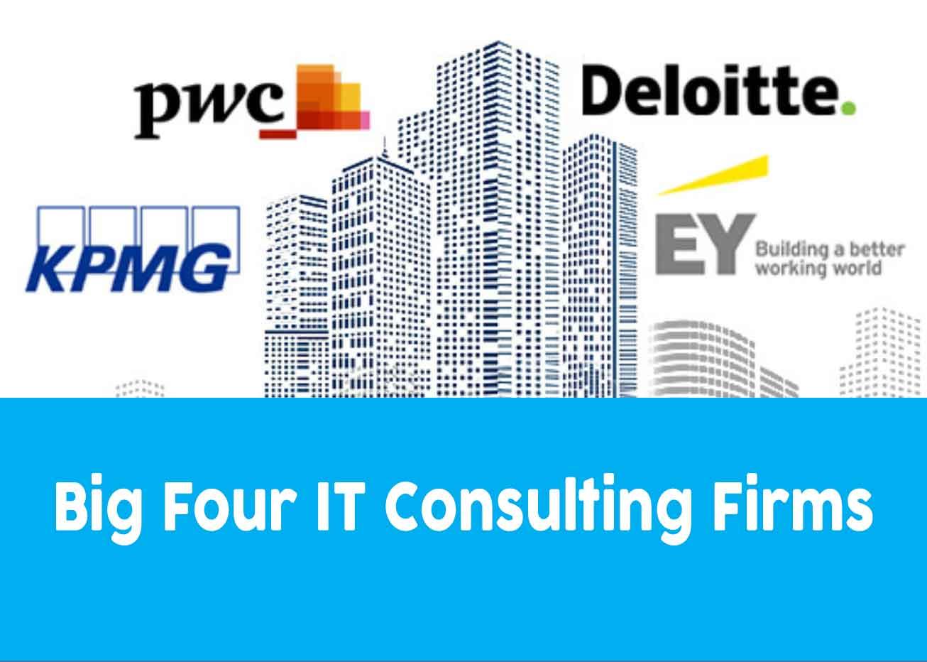 big-4-it-firms